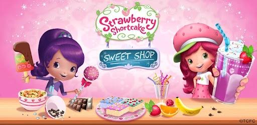 Strawberry Shortcake Sweet Shop APK 0