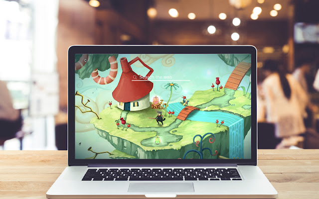 Figment HD Wallpapers Game Theme