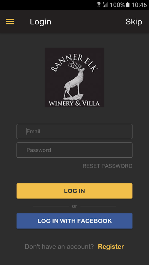 Banner Elk Winery&Villa- screenshot