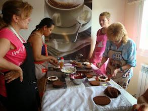 Photo: Listas par montar su tarta Selva Negra