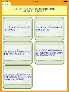INSTALACIONES ELÉCTRICAS screenshot 11