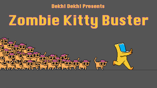 Zombie Kitty Buster