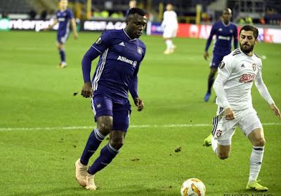 Anderlecht heeft oplossing voor Sanneh en hoopt dat hij zich in de kijker kan spelen