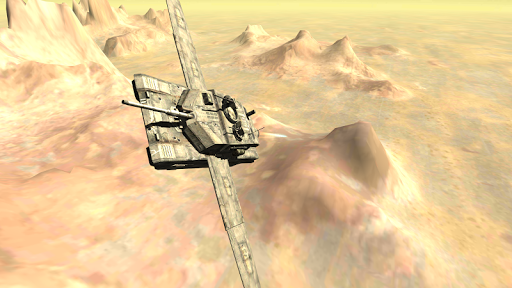 Flying Battle Tank Simulator 2 2