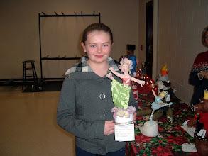 "Photo: From Chalfont Playground: ""Dewdrop"" (Nutcracker Doll Contest)"