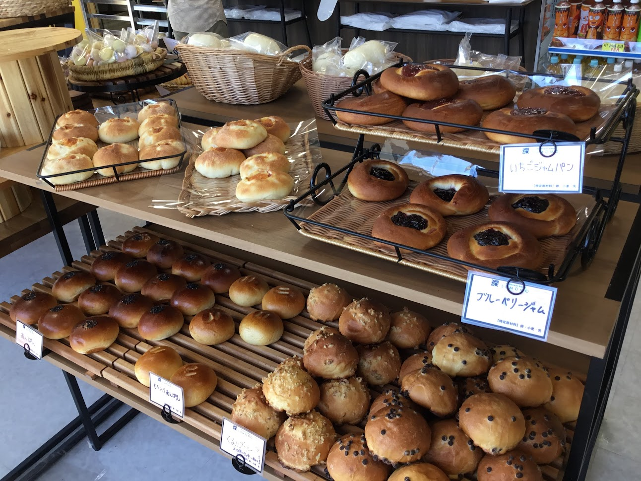 SUMOMO(すもも)大塚店でパンを購入。7個お持ち帰りで756円。それでいて美味しいし、驚き以外ない!