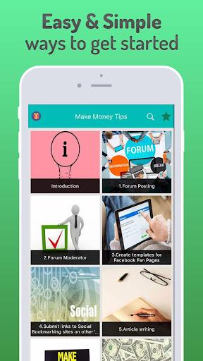 Make money free - Work at home & online jobs screenshots 2