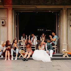 Fotografo di matrimoni Dasha Tebenikhina (tebenik). Foto del 23.07.2019