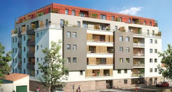 Appartement 4 pièces 76,97 m2