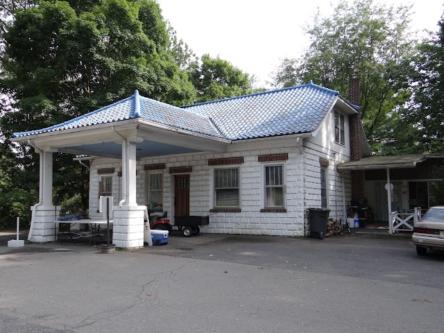Former Buttzville, NJ post office