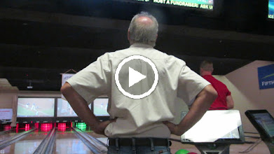 Video: Steve gets another strike!