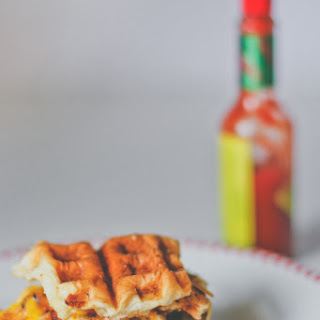 Waffled Breakfast Sausages