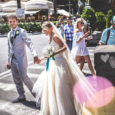 Wedding photographer Giuseppe Digrisolo (digrisolo). Photo of 19.01.2017