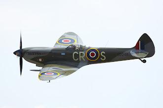 Photo: Supermarine Spitfire LF16E