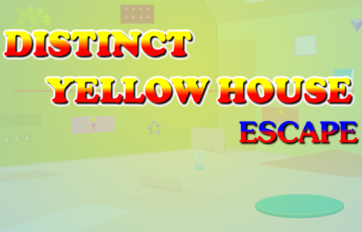 Distinct Yellow House