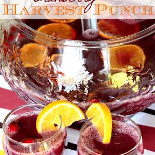 Cranberry Harvest Punch