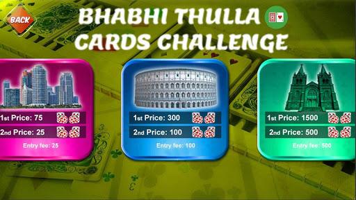 Bhabhi Thulla Cards Game Solitaire Challenge 1.3 screenshots 8