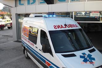 Photo: ldstronik ambulans ışık sistemi