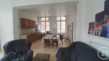 Appartement meublé 3 pièces 85,31 m2