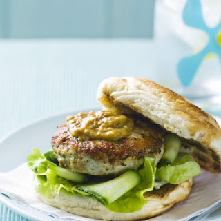 Peanut Butter Fried Egg Burger Recipes