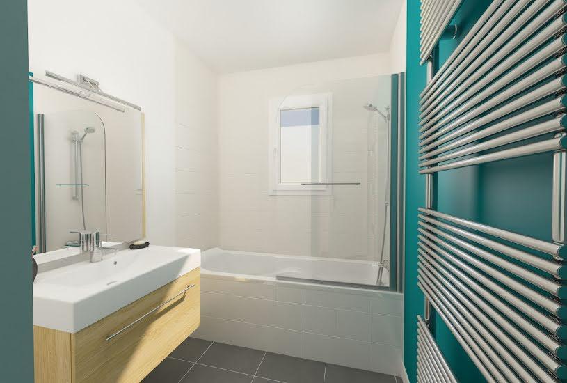 Vente Terrain + Maison - Terrain : 688m² - Maison : 99m² à Saint-Gervais-la-Forêt (41350)