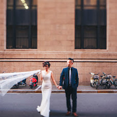 Wedding photographer az zhang (azstudio). Photo of 22.04.2015