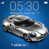 Car Screen Lock