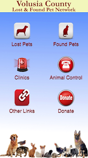 Volusia Co Lost & Found Pets- screenshot thumbnail
