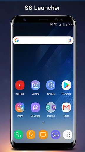 S8 Launcher for Galaxy S8/S8+, Galaxy Note/S7 v2.5 [Prime]