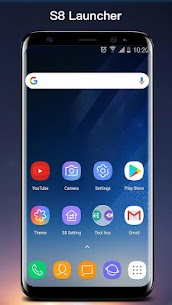 SO S8 Launcher for Galaxy S, S8/S9 Theme v4.6 [Prime] APK 1