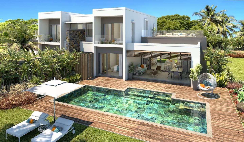 Maison avec piscine Beau Champ