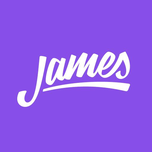 James Delivery: Entrega de Comida, Mercado e mais