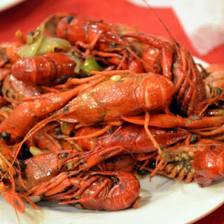 7 Minute Boiled Crawfish.