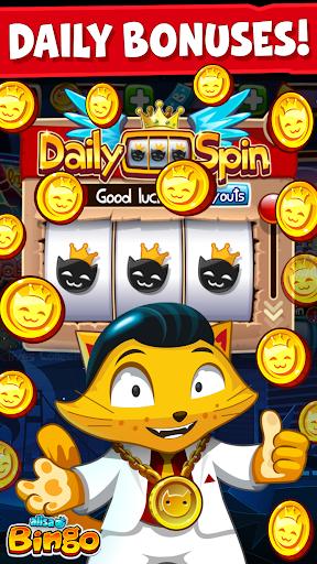 Bingo by Alisa - Free Live Multiplayer Bingo Games screenshots 4