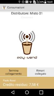 Pay4Vend - náhled