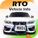 RTO vehicle Information and vehicle owner details icon