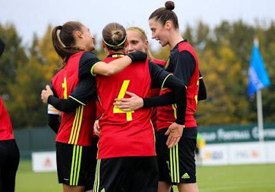 Les Red Flames affronteront le Danemark à Tubize