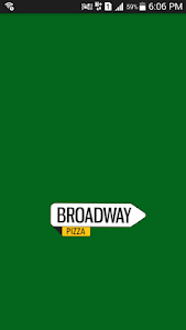 Broadway Pizza screenshot 0