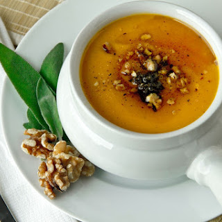 Roasted Winter Squash Soup.