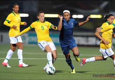 Une internationale brésilienne rejoint le PSG