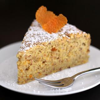 Healthy Whole Orange Almond Cake.