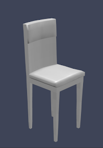 How to Create A Simple Chair in Blender 5
