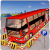 Real Bus Drive Parking Game