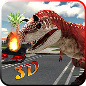 Dino Simulator City Rampage 3D