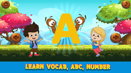 English ABC Alphabet Learning Games, Trace Letters 1.0.01.0.0 screenshots 16