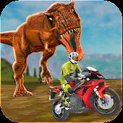 Bike Racing Sim: Dino World