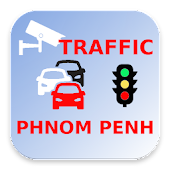 Traffic in Phnom Penh