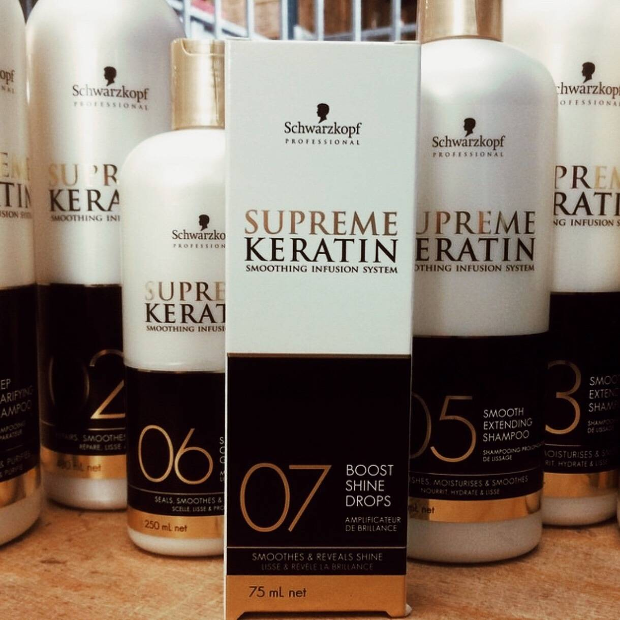 Supreme Keratin Smoothing Treatment