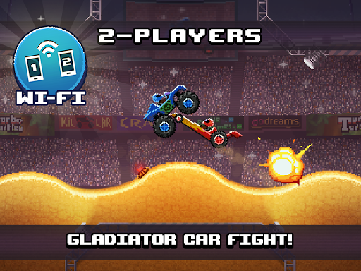 Drive Ahead! game (apk) free download for Android/PC/Windows screenshot