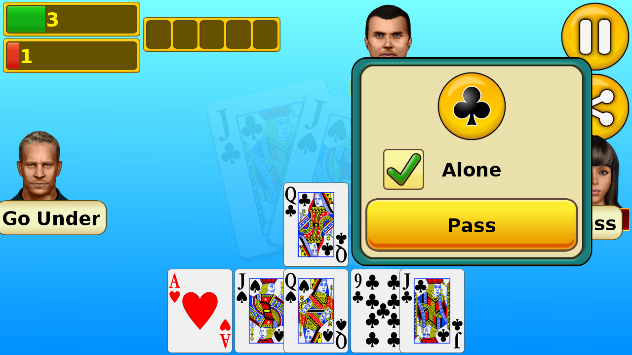 Euchre Android Apps On Google Play